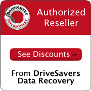 DriveSavers Data Recover authorized reseller